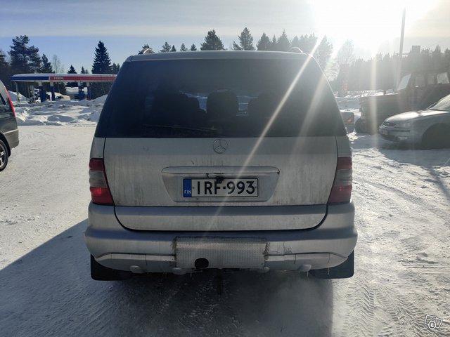Mercedes-Benz ML 3