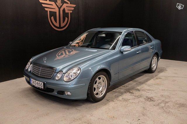 Mercedes-Benz E 220 CDI 3
