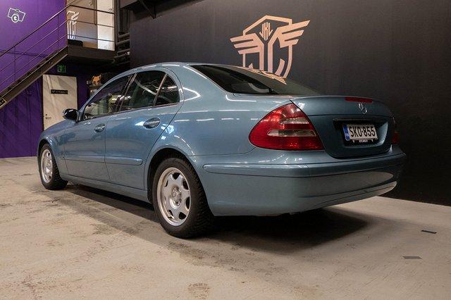 Mercedes-Benz E 220 CDI 6