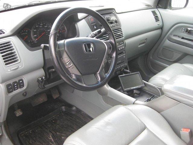 Honda Pilot 5