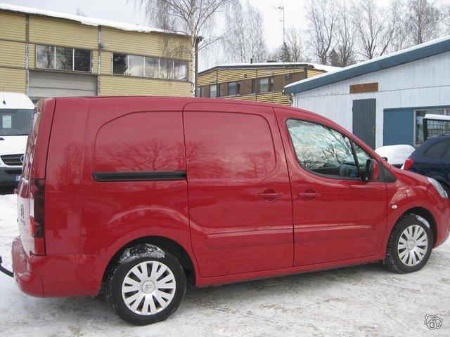 Citroen Berlingo Van 4