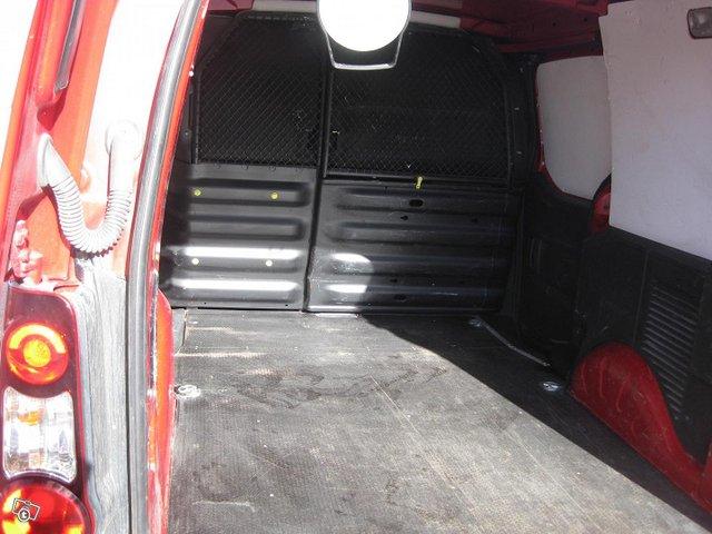 Citroen Berlingo Van 8