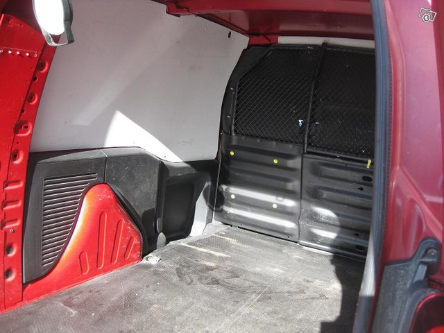 Citroen Berlingo Van 9