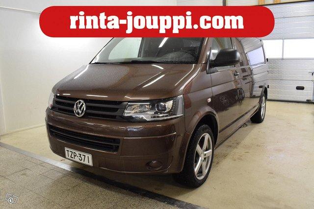 Volkswagen Transporter 1