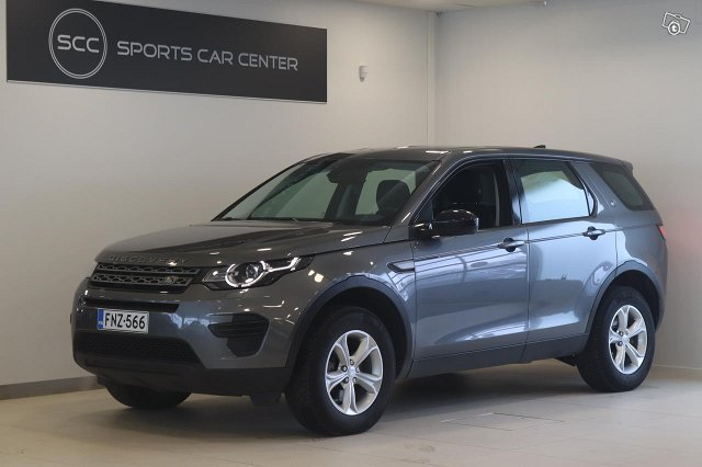 Land Rover Discovery Sport 3