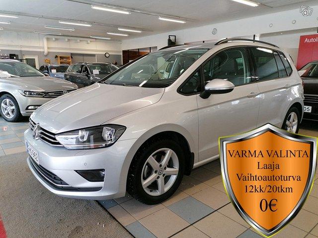 Volkswagen, VW GOLF SPORTSVAN