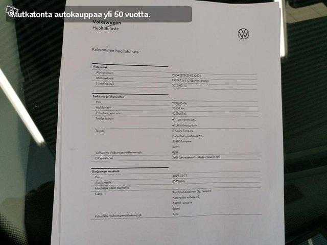 Volkswagen, VW PASSAT 13
