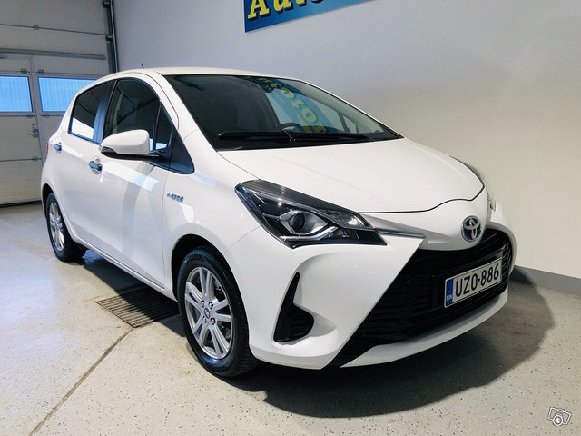 Toyota Yaris 2