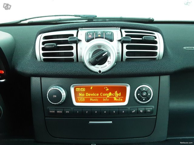 Smart Fortwo 10