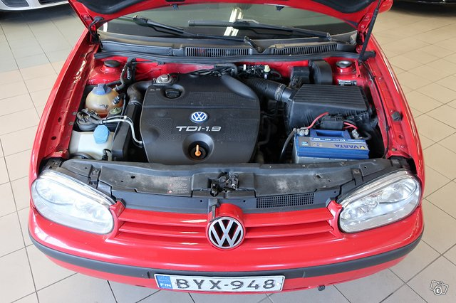 Volkswagen Golf 11