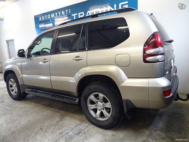 Toyota Land Cruiser 3