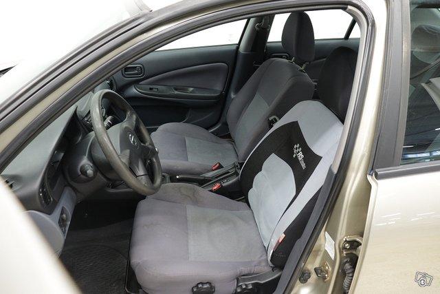 Nissan Almera 7