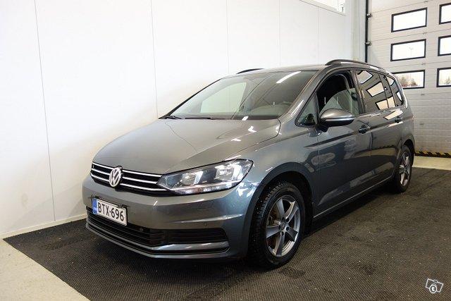 Volkswagen TOURAN, kuva 1