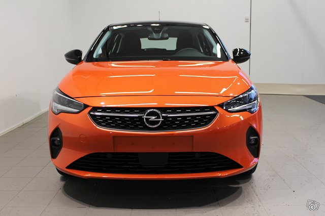 Opel Corsa-e 2