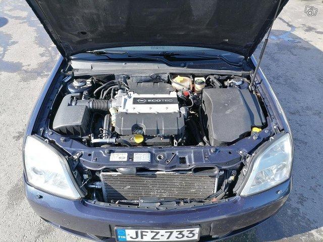 Opel Vectra 12
