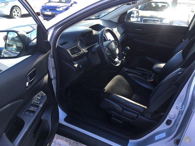 Honda Honda CR-V 1,6crdi Awd 6