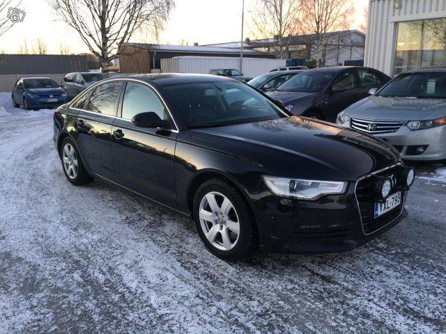 Audi A6 3.0 TDI Quattro *Kauko Webasto*