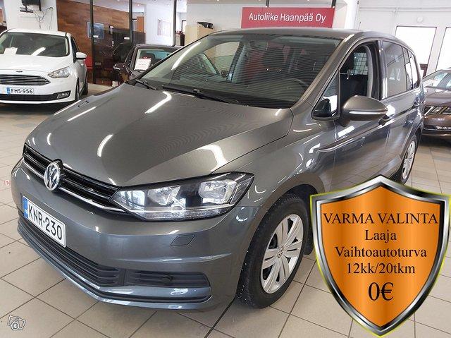 Volkswagen, VW TOURAN