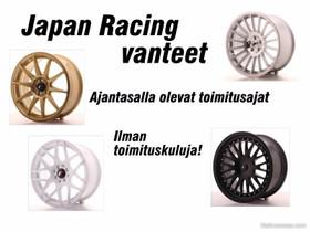 Japan Racing JR WWW.TUNINGTIME.FI Japan racing va, Renkaat ja vanteet, Jämsä, Tori.fi