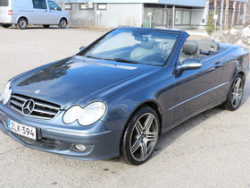 Mercedes-Benz CLK, Autot, Salo, Tori.fi