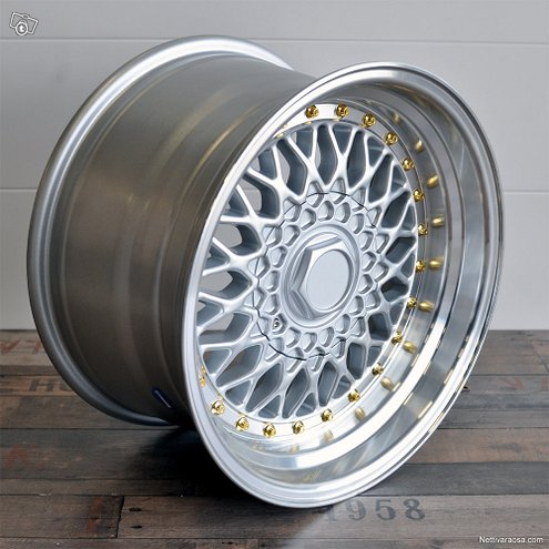 Alzor RS 4x100 5x100 4x108 4x114,3