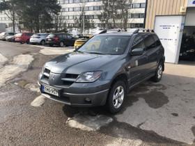 Mitsubishi Outlander, Autot, Helsinki, Tori.fi