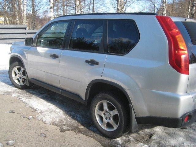 Nissan X-Trail 3