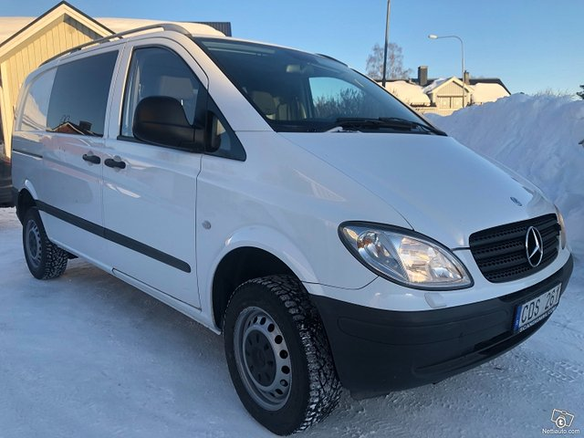 Mercedes-Benz Vito 2.2cdi 4matic 2010