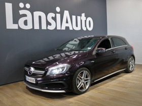 Mercedes-Benz A 45 AMG, Autot, Tampere, Tori.fi