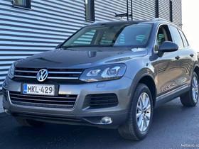 Volkswagen Touareg, Autot, Raisio, Tori.fi