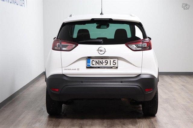 Opel Crossland X 4