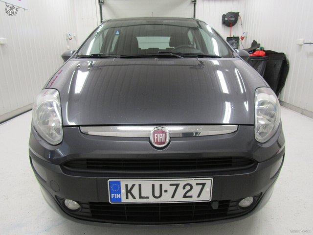 Fiat Punto Evo 5