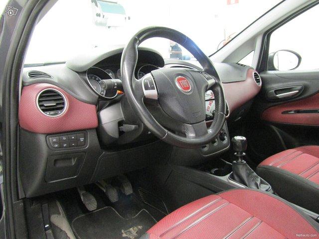 Fiat Punto Evo 7