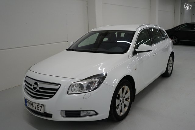 Opel Insignia Sports Tourer SW