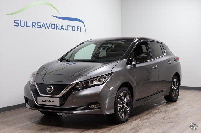 Nissan Leaf 1