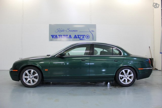 Jaguar S-Type 1