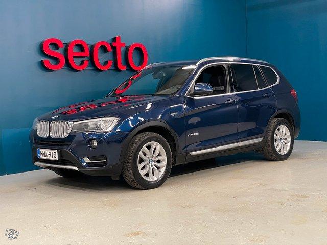BMW X3 1