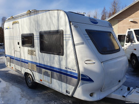 Hobby 400, Asuntovaunut, Matkailuautot ja asuntovaunut, Alajärvi, Tori.fi