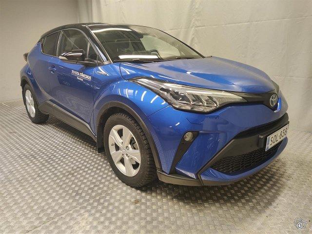 Toyota C-HR 6