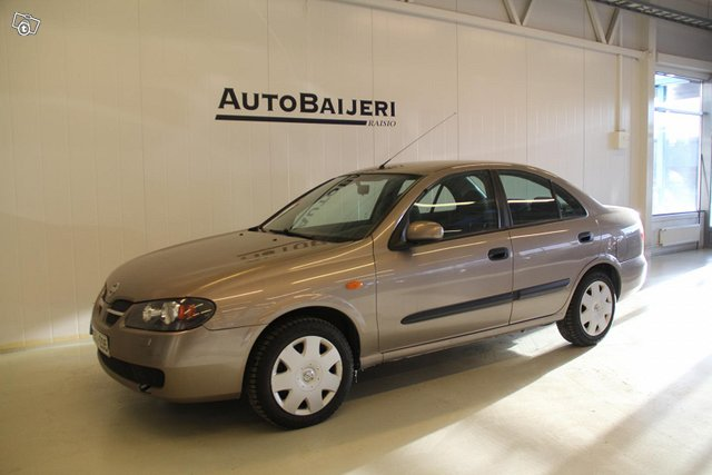 Nissan Almera 2