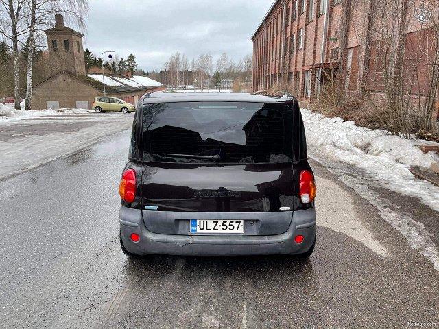 Fiat Multipla 4