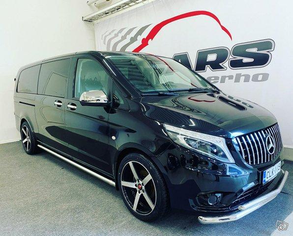 Mercedes-Benz Vito Tourer