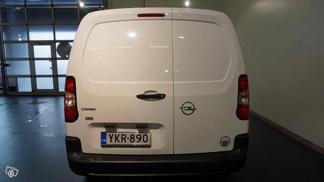 Opel COMBO 4