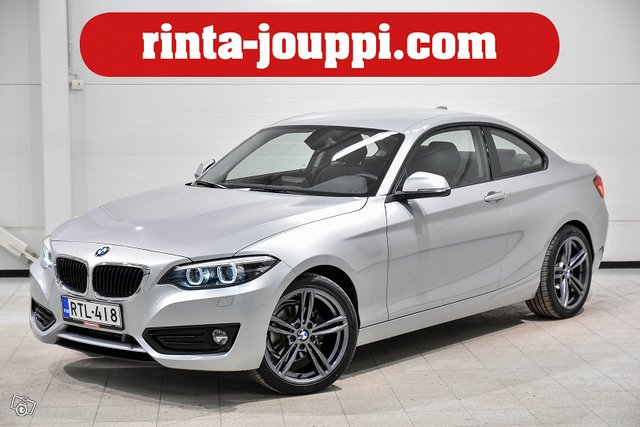 BMW 218 1