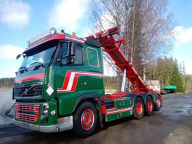 Volvo FH16 8x4 av3700mm Multilift vaijerilaite, Muut koneet ja tarvikkeet, Työkoneet ja kalusto, Forssa, Tori.fi