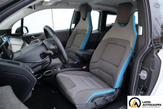 BMW I3s 8