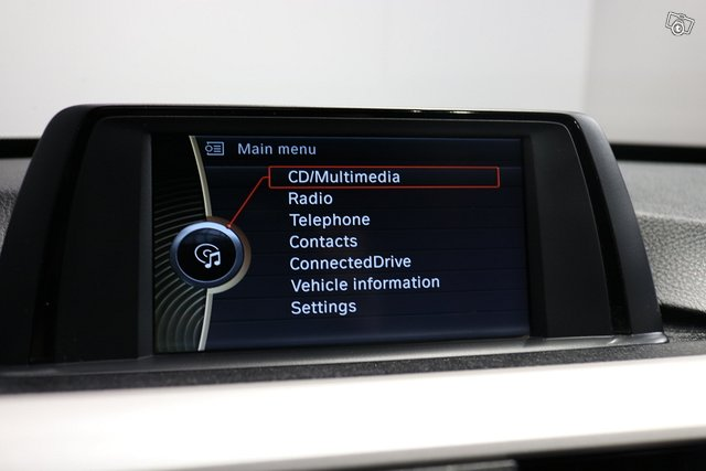 BMW 320 Gran Turismo 20