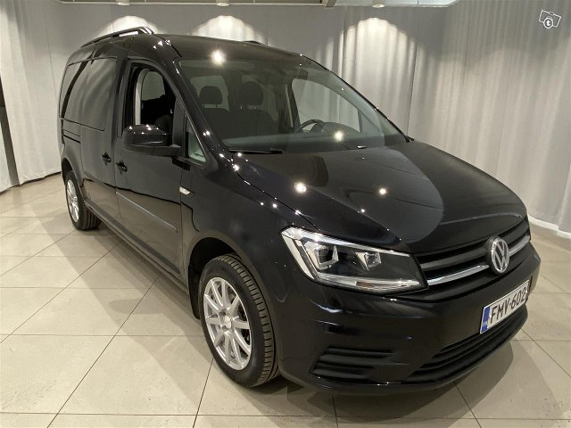 VOLKSWAGEN Caddy Maxi 4
