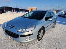 Peugeot 407, Autot, Espoo, Tori.fi