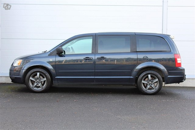 Chrysler Grand Voyager 3